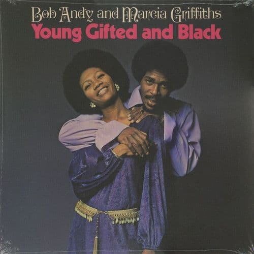 Bob & Marcia<br>Young Gifted And Black<br>LP, RE